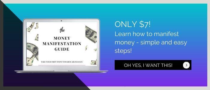 Money manifestation guide
